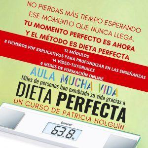 Dieta Perfecta - Banner Home